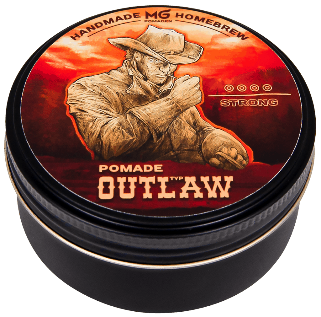 Pomade Outlaw strong