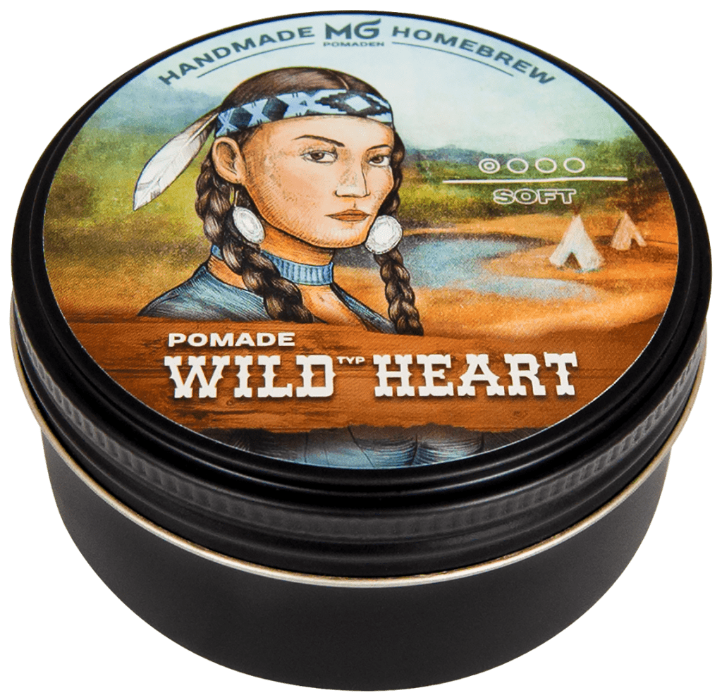 Pomade Wild Heart soft