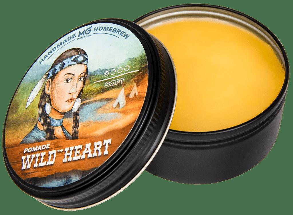 Pomade Wild Heart soft offen